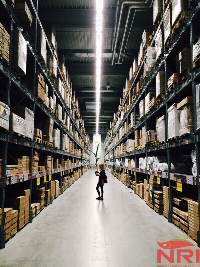 Warehousing in China